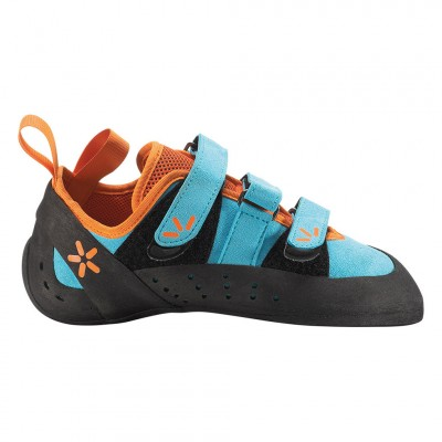 Turquoise/Orange - Lowa Sparrow Ws