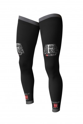 BLack - Compressport Full Leg