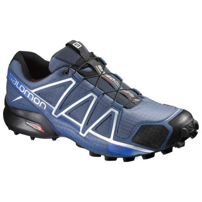 Slateblue / Black / Blue Yonder - Salomon Speedcross 4