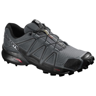 Dark Cloud/Black - Salomon Speedcross 4