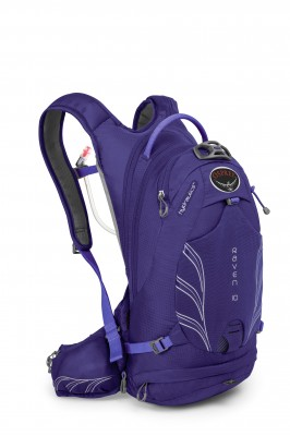 Royal Purple - Osprey Raven 10 with Res