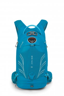 Vista Frontal - Osprey Raven 10 with Res