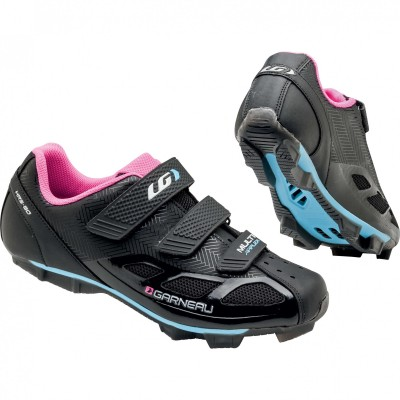 Black/Pink - Garneau Wm´s Multi Air Flex
