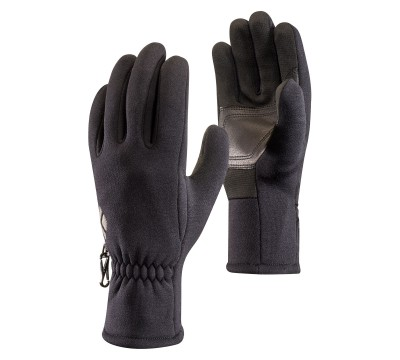 Black - Black Diamond Heavyweight Screentap Gloves