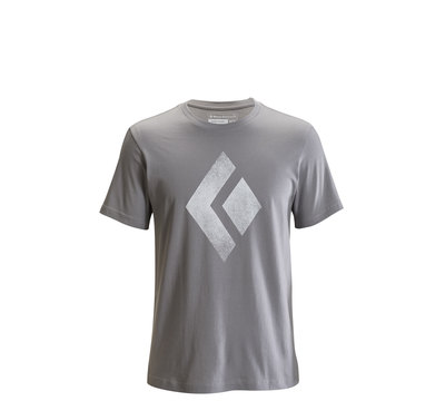 Nickel - Black Diamond M´s SS Chalked Up Tee