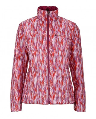 Magenta/Magenta Ice - Color 2 - Marmot Wms Turncoat Jacket