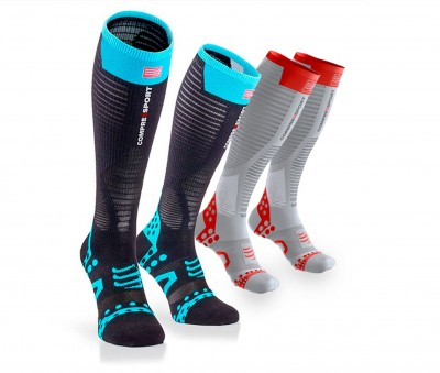- Compressport Full Socks Ultralight Racing