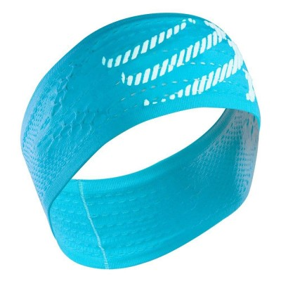 FLUO BLUE - Compressport HeadBand On/Off