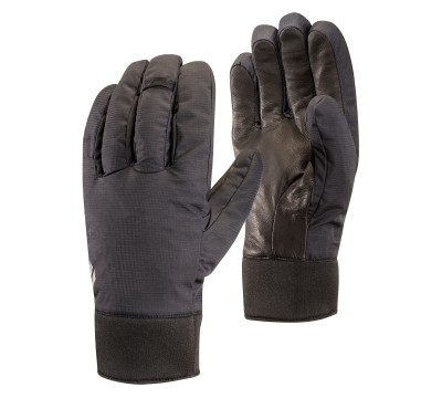 Black - Black Diamond Midweight Waterproof Gloves
