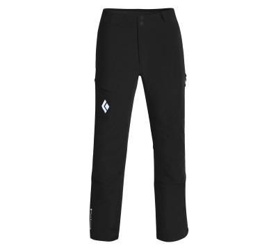 BLACK - Black Diamond M´s Dawn Patrol LT Pants