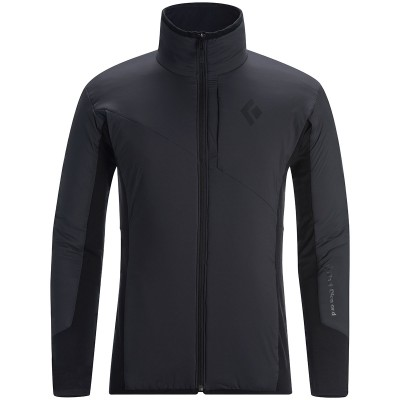 Smoke - Black Diamond M´s Deployment Hybrid Jacket