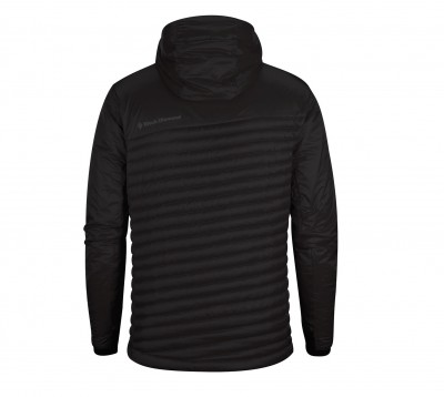 Vista Posterior - Black Diamond M´s Hot Forge Hybrid Hoody