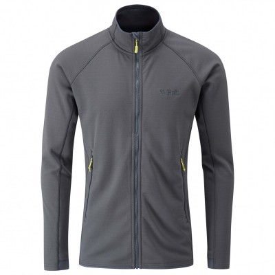 Anthracite - Rab Focus Jacket