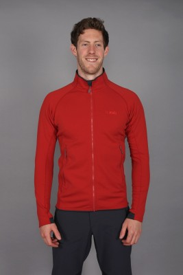 Vista Frontal - Rab Focus Jacket