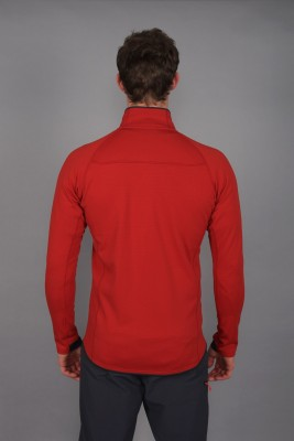 Vista Posterior - Rab Focus Jacket
