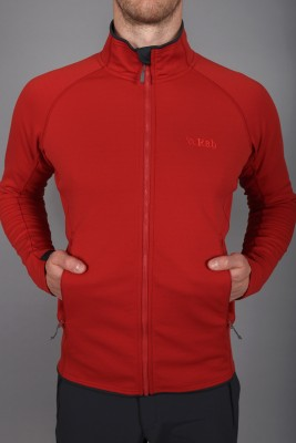 Bolsillos Laterales - Rab Focus Jacket