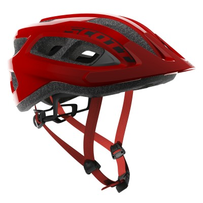 Red - Scott Helmet Supra (CE)
