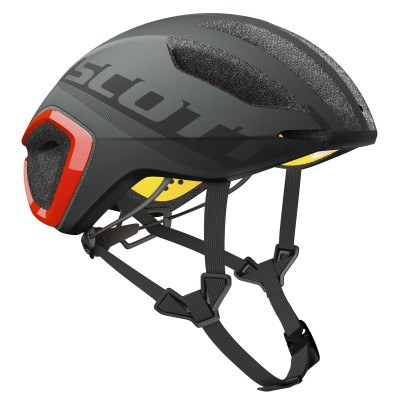 dark grey/re - Scott Helmet Cadence PLUS (CE)