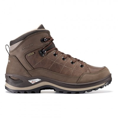 Brown/Sand - Lowa Bormio GTX QC