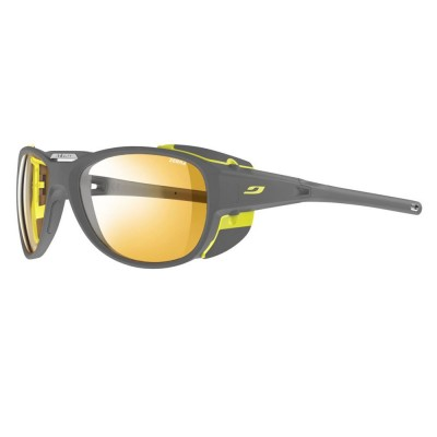 Matt Grey / Green - Julbo Explorer 2.0 Zebra