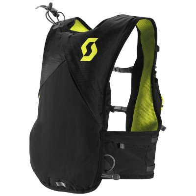 Caviar Black/Sulphur Yellow - Scott Pack Trail Pro TR`6
