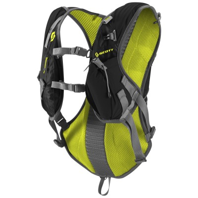 Caviar Black/Sulphur Yellow Vista Posterior - Scott Pack Trail Summit TR`8