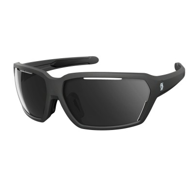 Black Matt/Grey - Scott Sunglasses Vector