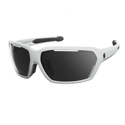White Matt/Black/Grey - Scott Sunglasses Vector