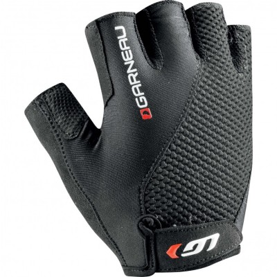 Black - Garneau Air Gel Gloves