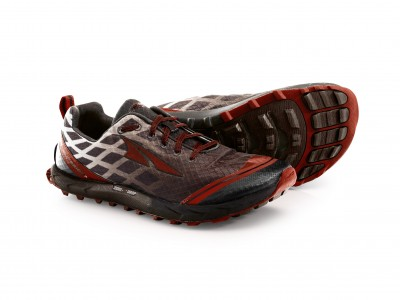 Racing Red/Chocolate - Altra Superior 2-M