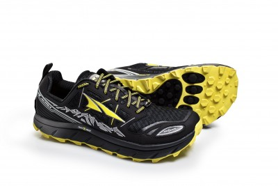 Black/Yellow - Altra Lone Peak 3-M