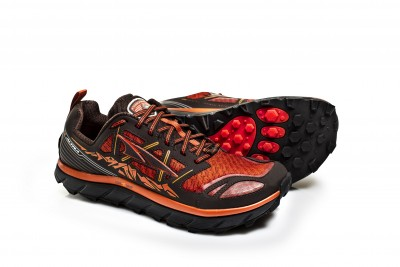 Orange - Altra Lone Peak 3-M