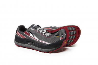 Pewter/Racing Red - Altra Olympus 2-M