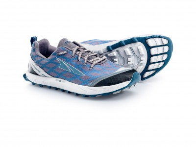 Pewter/Atlantic - Altra Superior 2-W
