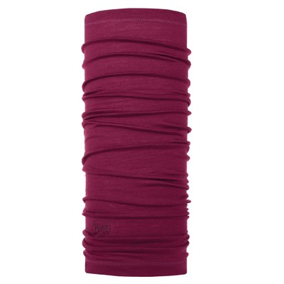 Solid Raspberry - Buff® Lightweight Merino Wool Buff®