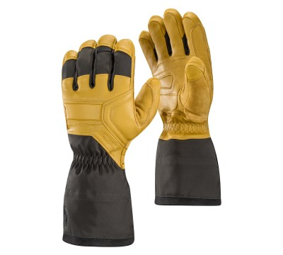 Natural - Black Diamond Guide Gloves