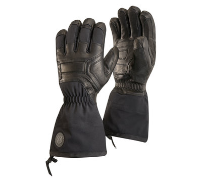 Black - Black Diamond Guide Gloves