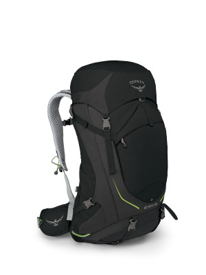 Black - Osprey Stratos 50