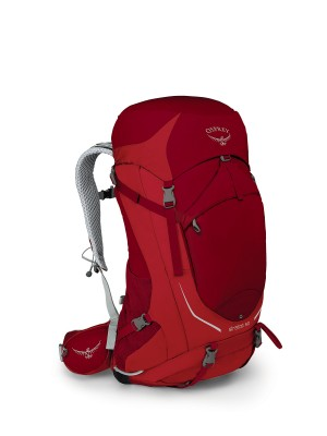 Beet Red - Osprey Stratos 50