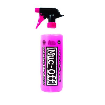 - Muc-Off Fast Action Bike Cleaner