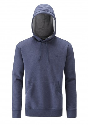 Deep Denim Marl - Rab Approach Hoody