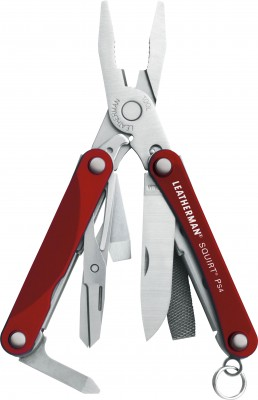 Red - Leatherman Squirt PS4