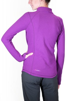 Vista Posterior - Tatoo Half Zip Creek Women