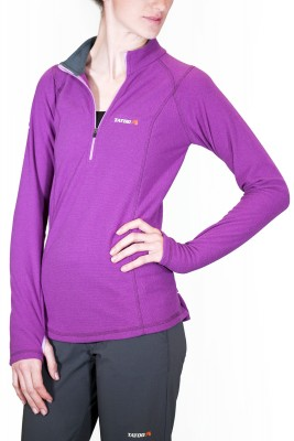 Cierre Forntal - Tatoo Half Zip Creek Women