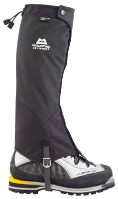 BLACK - Mountain Equipment Alpine Pro Shell Gaiter