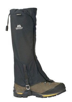 Black - Mountain Equipment Glacier Gaiter