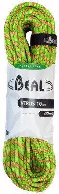 Green - Beal Virus 10 mm x 60 mts