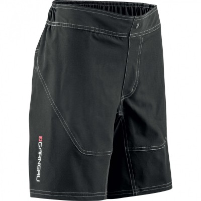 Black - Garneau Range Shorts JR