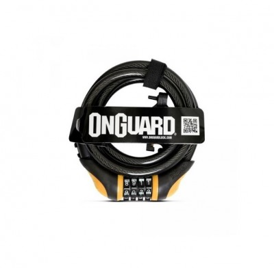 OnGuard Coil Cable Locks