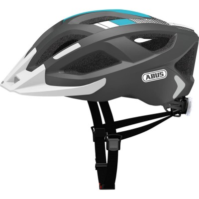 RACE GREY - Abus Aduro 2.0